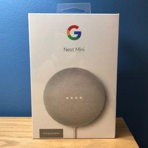 NIB Google Nest Mini 2nd Generation